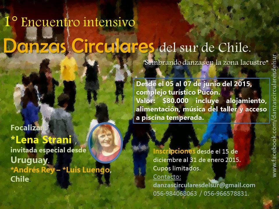 1° Encuentro de Danzas Circulares del Sur de Chile
