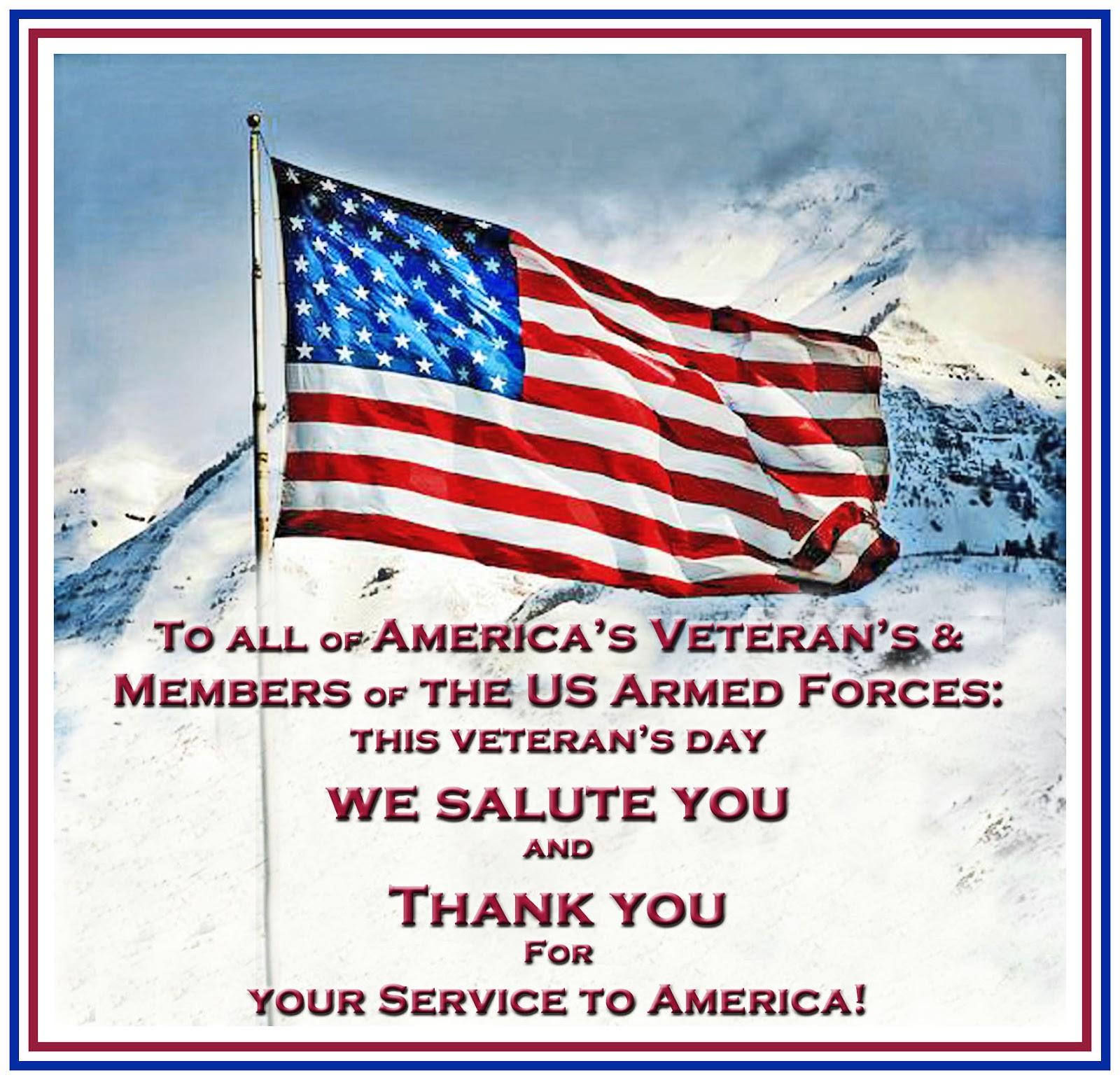Patriotic Veteran Happy Veterans Day Patriotic