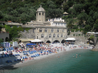 San Fruttuoso and its beach, Portofino Park