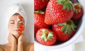 maschera alle fragole!