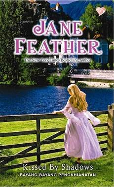 Novel Kissed by Shadow karangan Jane Feather