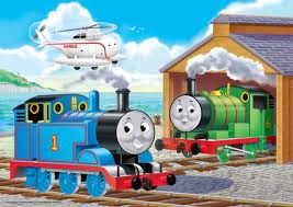 Igrice:Thomas and friends