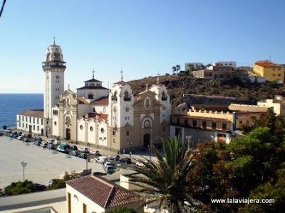 Basilica Candelaria Patrona Canarias, Tenerife