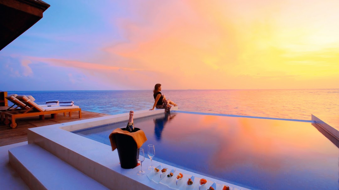 120 Days Advance Purchase Maldives Special: 2-Way Air Ticket by Singapore Airlines