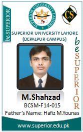Superior University Depalpur