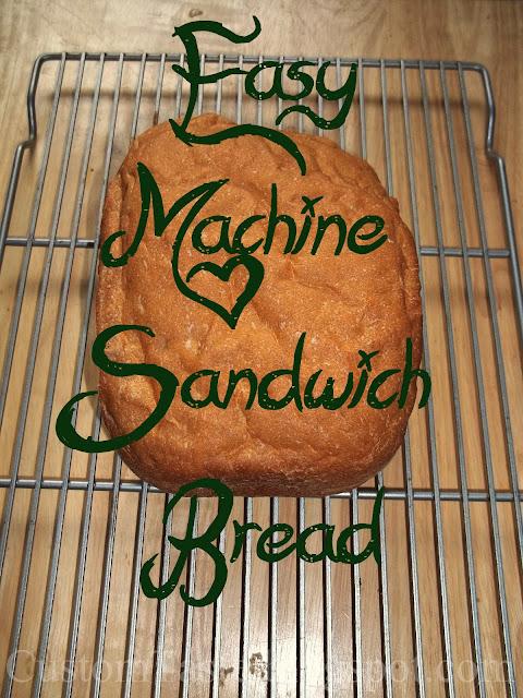 Machine Sandwich Bread by Custom Taste
