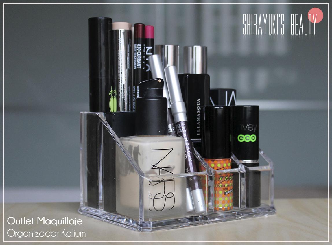 Shirayuki S Beauty El Outlet Del Maquillaje Organizadores ~ Leroy Merlin Cajas Organizadoras