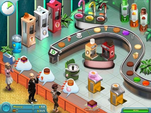 Game Seru Gratis Memasak Cake Shop 2