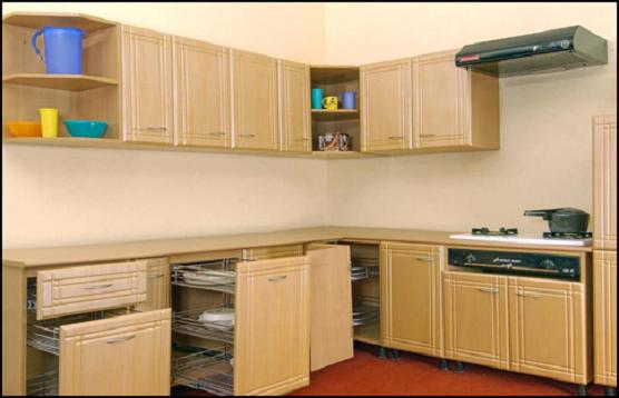 Kitchen Decoration With Cost Efficient Of Modular Kitchen