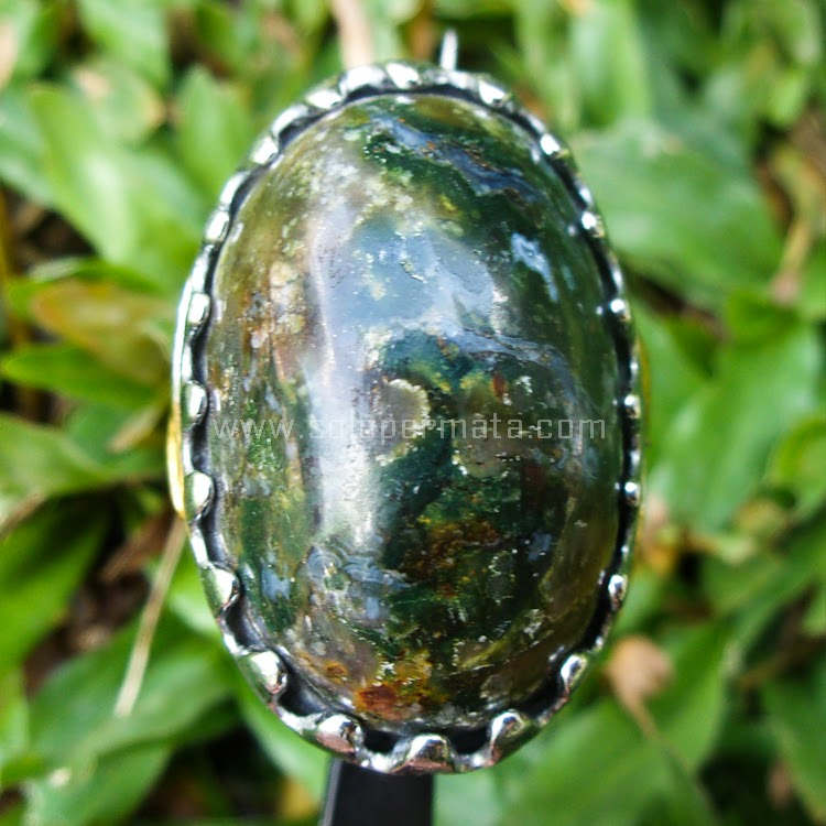 Batu Cincin Akik Klawing Purbalinga - SP451