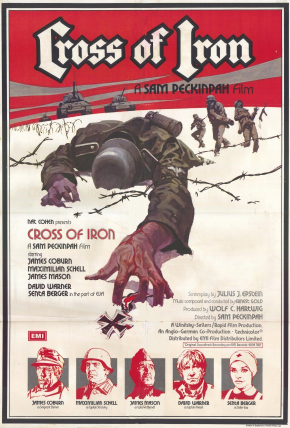 Cross Of Iron Movie