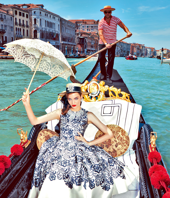 venezia fashion editorial