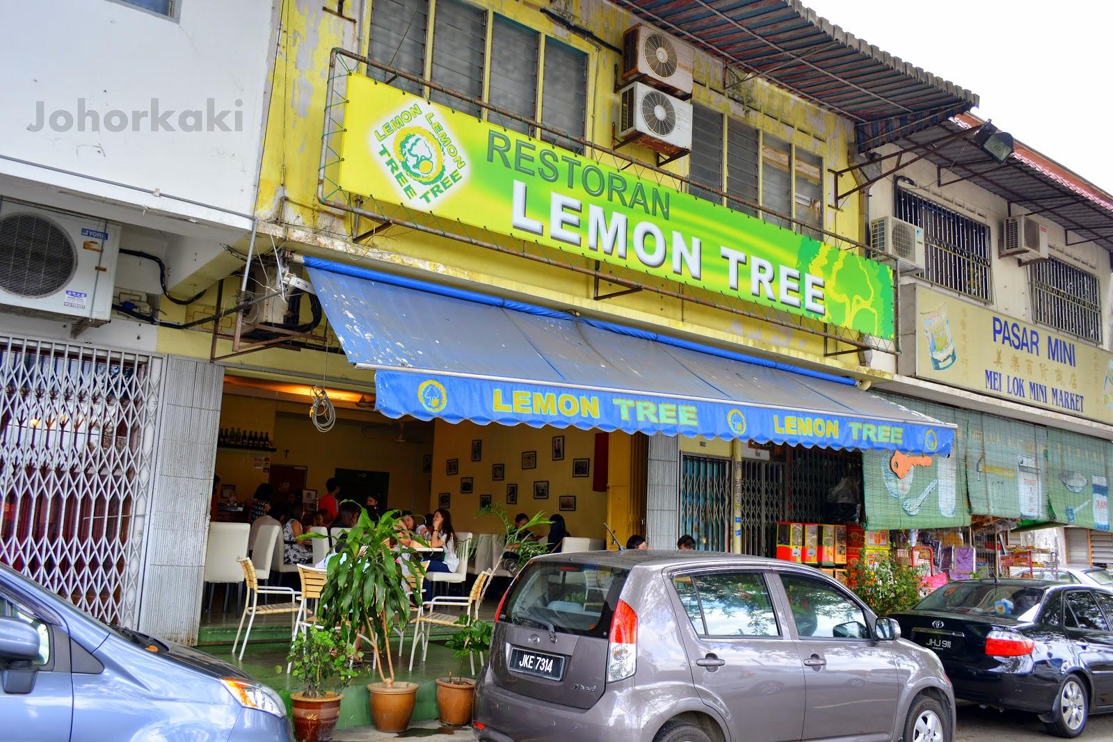 Lemon tree restaurant in johor bahru taman melodies