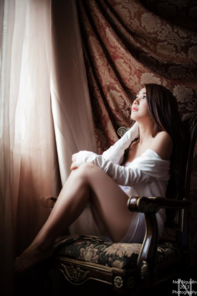 Ảnh gái đẹp HD Hot girl Linh Napie & Quỳnh Nhi 7