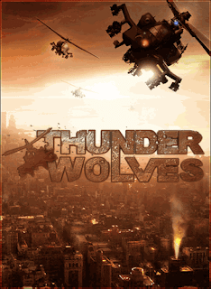 Thunder Wolves 2013 Full RIP