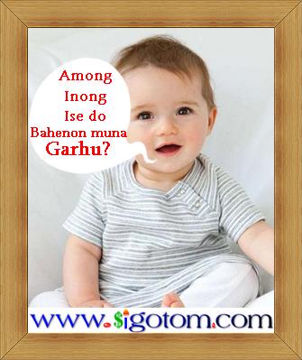 nama batak untuk bayi laki-laki dan perempuan