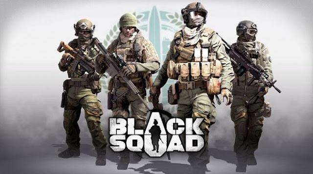 Game Online BlackSquad