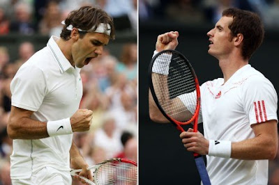 Murray vs Federer Final 2012
