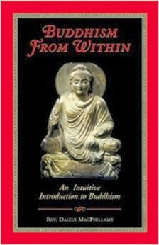 Book Review of Buddhism From Within, An Intuitive Introduction to Buddhism