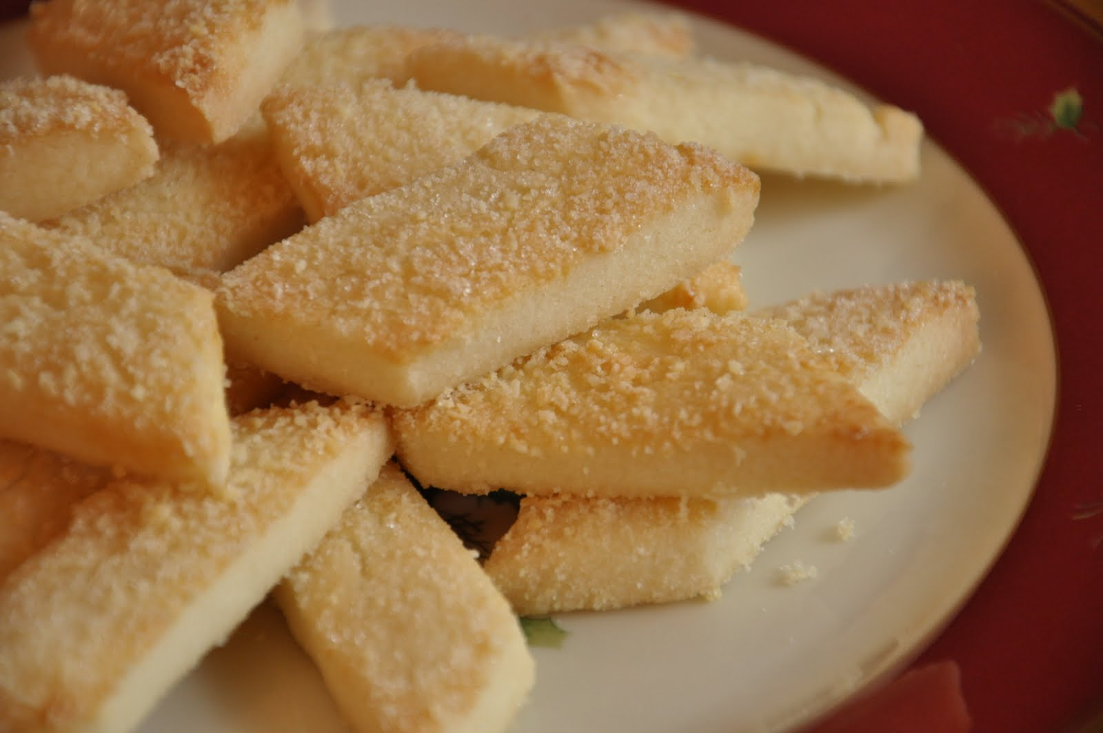 ... the Food of Love, Play On: Finskbrød - Denmark's Black Tie Shortbread