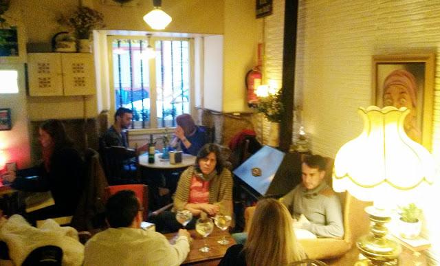 Comedor, Café de la Luz.