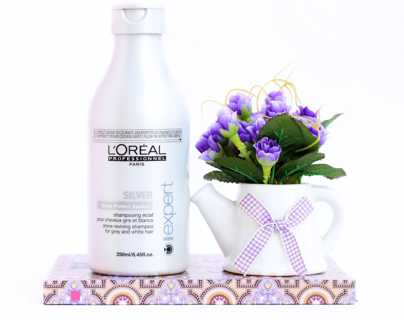 L'Oreal Silver Shampoo