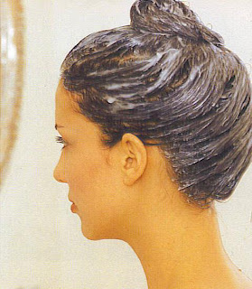 Homemade Hair Mask for Rough Hair