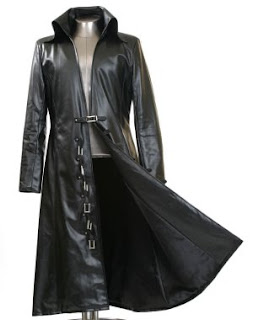Sephiroth inspired Jenova Trench coat