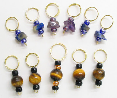Make Your Own Beaded Stitch Markers