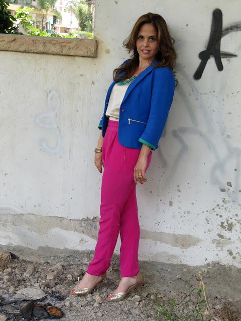 בלוג אופנה Vered'Style שישי צהריים