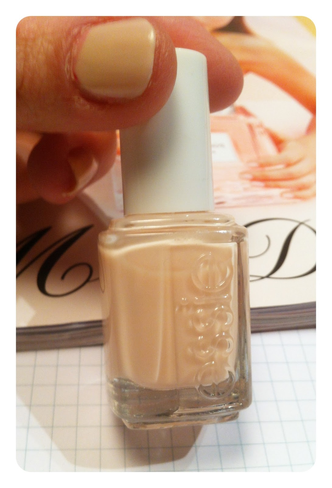 Miss Feline - the Beauty Blog: Essie Nail Polish in Spaghetti Strap ...