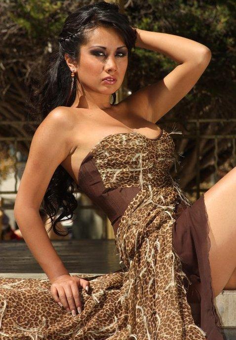 Modelos bolivianas