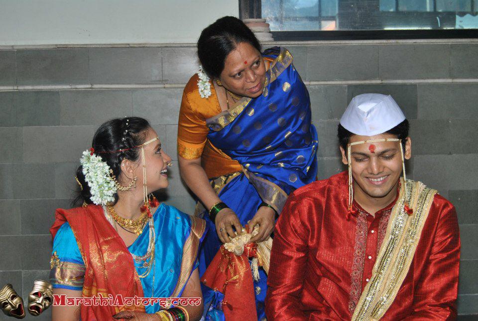 Mrunal Dusanis Marriage Sagar more wedding pics