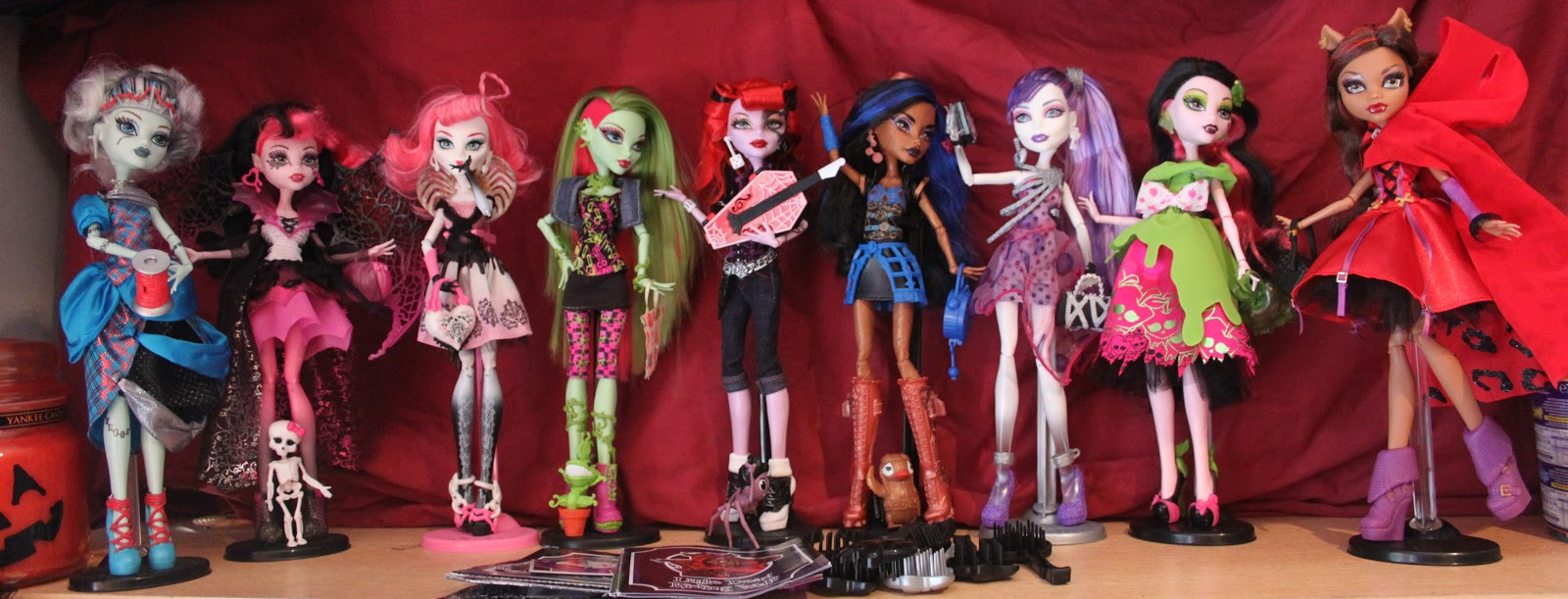 Monster High Obsessions