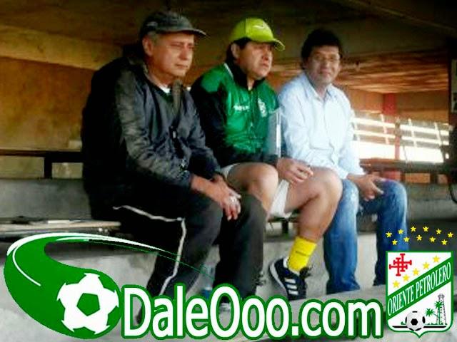 Oriente Petrolero - David Avilés - Eduardo Villegas - DaleOoo.com página del Club Oriente Petrolero