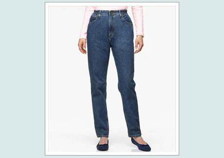 Belleza y fragancia Mom jeans quote