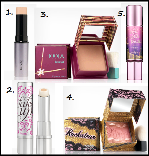 My Benefit Wishlist!