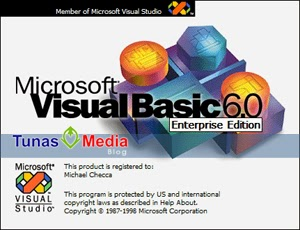 Komponen Dasar Visual Basic 6