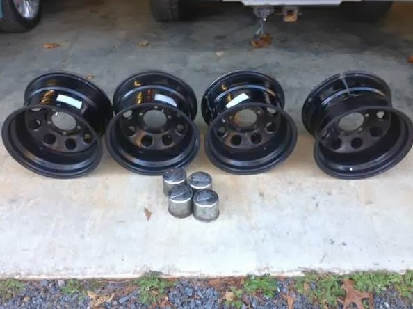 One Hot Lap Steel Wheels 15x10 Possibly The Funniest Craigslist