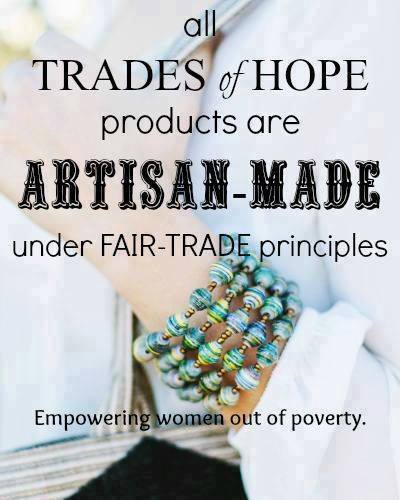 Please visit my Trades of Hope page!
