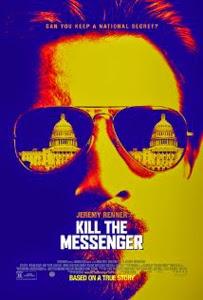 Poster original de Matar al mensajero