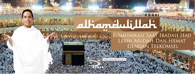 Telkomsel Ibadah Haji 2013