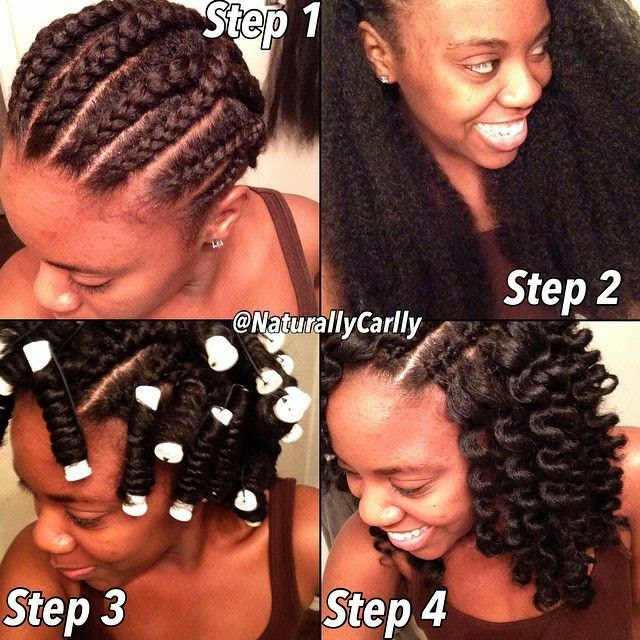 Crochet Marley Hair Vixen : Natural Hair: Cute Crochet Styles