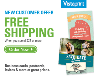 Free Printable Coupons Vistaprint Coupons