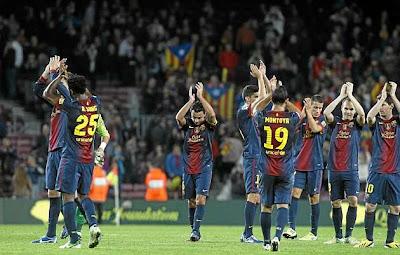 El Barcelona está bordando la mejor temporada de todos los tiempos