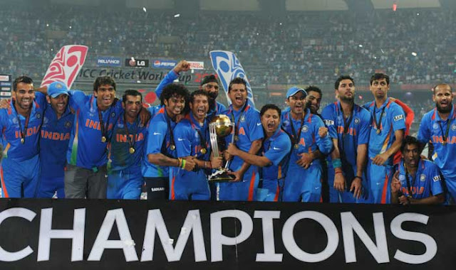 world cup cricket 2011 champions photos. world cup cricket 2011 winner