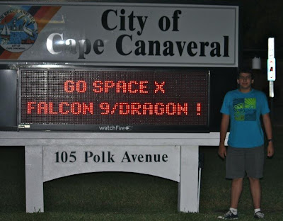 Cape Canaveral Air Station