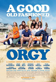 A Good Old Fashioned Orgy movie