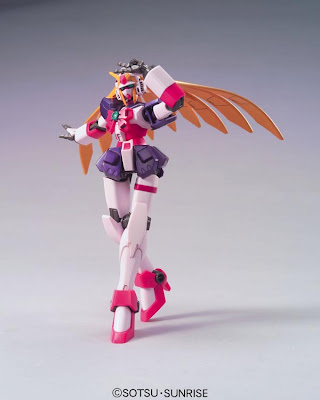 HGFC 1/144 GF13-050NSW Nobell Gundam Berserker Mode