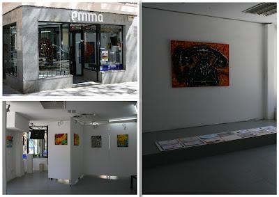 Galería EMMA Joaquim Falcó // María García Aguado